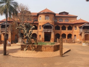 Foumban  Royal Palace