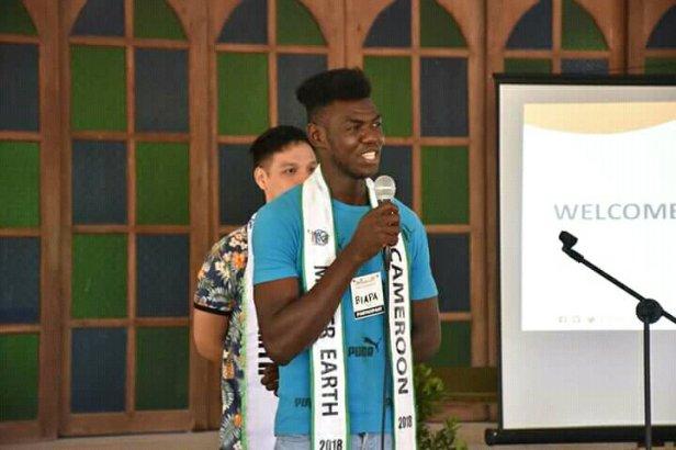 Mister Earth Cameroon 2018
